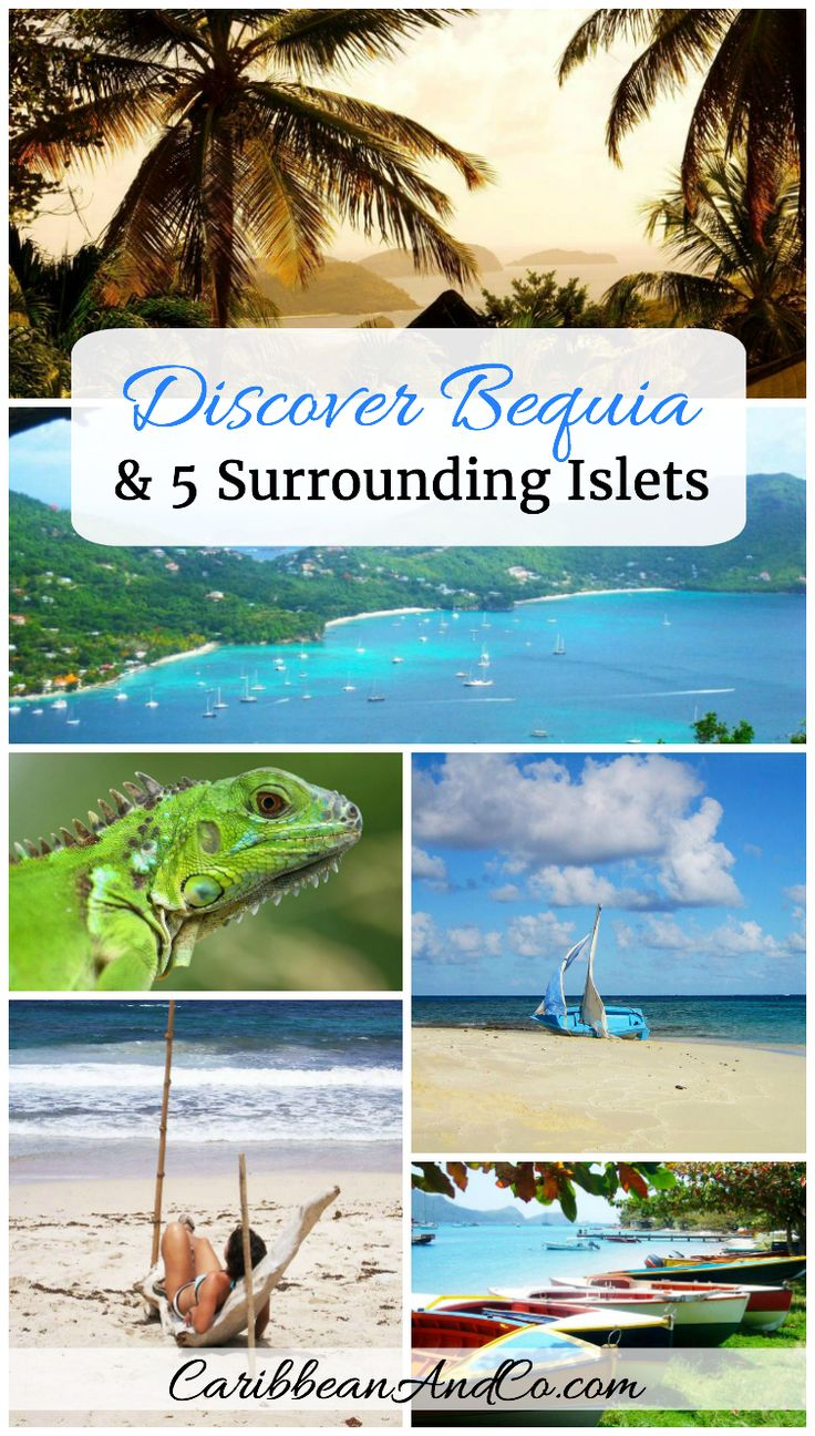Want to the travel to the Caribbean for vacation but go off the beaten path?  Consider Bequia, the second largest island in The Grenadines with outstanding beauty of lush hills, sparkling beaches and relaxed yet bustling life.