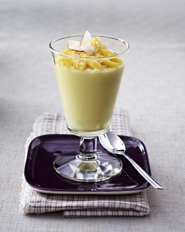 Unser beliebtes Rezept für Vanille-Kokos-Pudding mit Mango und mehr als 55.000 weitere kostenlose Rezepte auf LECKER.de.