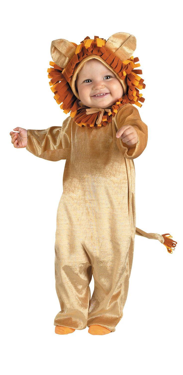 lion costume for kids | Home >> Animal Costumes >> Lion Costumes >> Cuddly Cub Baby Costume