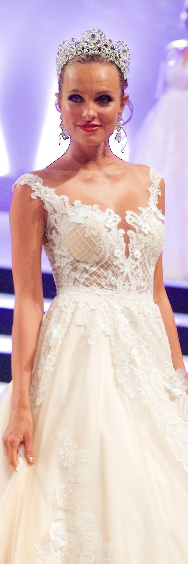 Lovely Designer wedding dresses produktion of Latvia Europe New Collection Julija Bridal Fashion