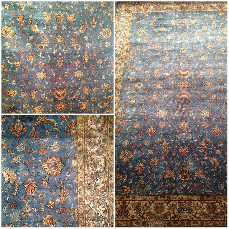 The intricacy & craftsmanship of this gorgeous beauty is BEYOND Words! Kashmir pure silk, Size 4x6ft. Price on Request. #HomeDecor #InteriorDesign #Goodthursday #Shopnow