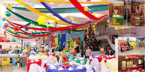 Party Supplies: Decorations & Items Needed for Kids Parties  party ...