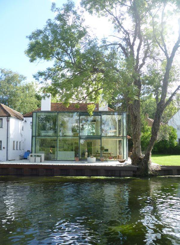 http://freshome.com/2010/12/26/contemporary-glass-addition-adorning-an-18-century-home/