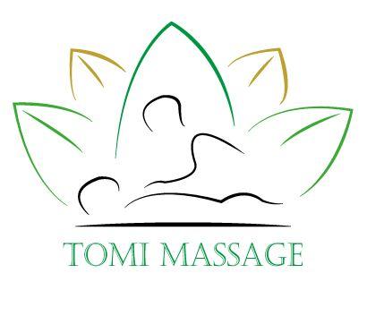 Tomi massage logo