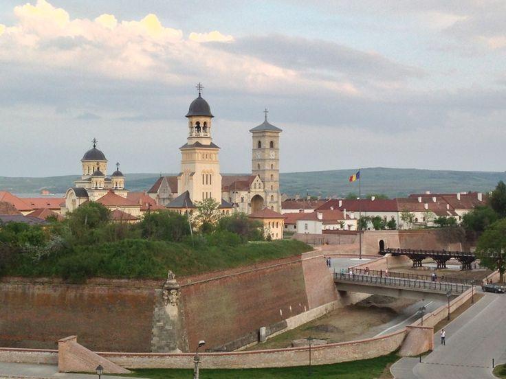 Alba Iulia în Alba