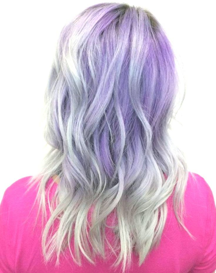 The Prettiest Pastel Purple Hair Ideas Pastell Lila - Pastell Lila Haare