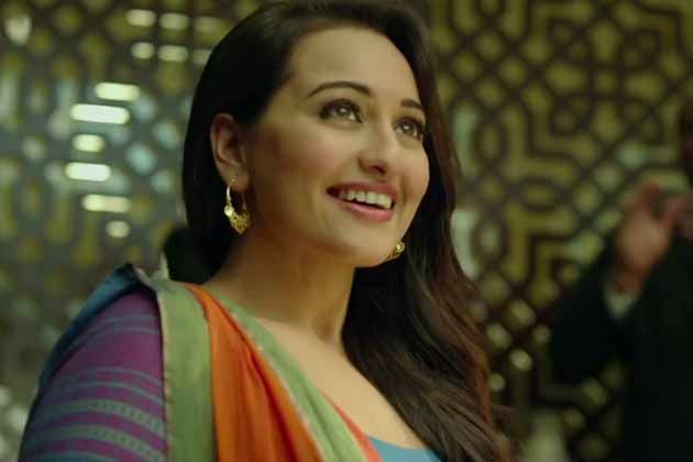 Once Upon a Time in Mumbai Dobara Stills & Pics. Sonakshi Sinha stills from the movie