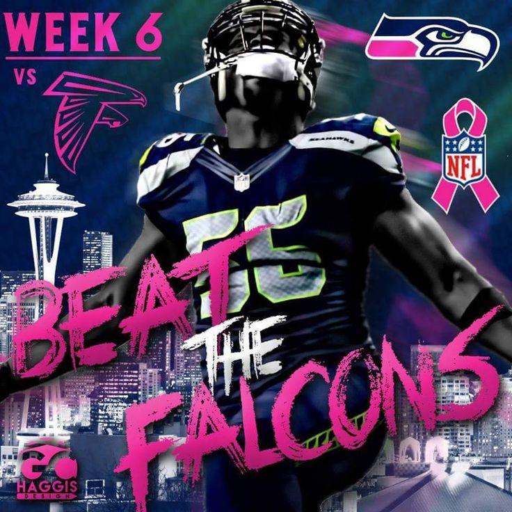 Beat the Falcons!! #GoHawks