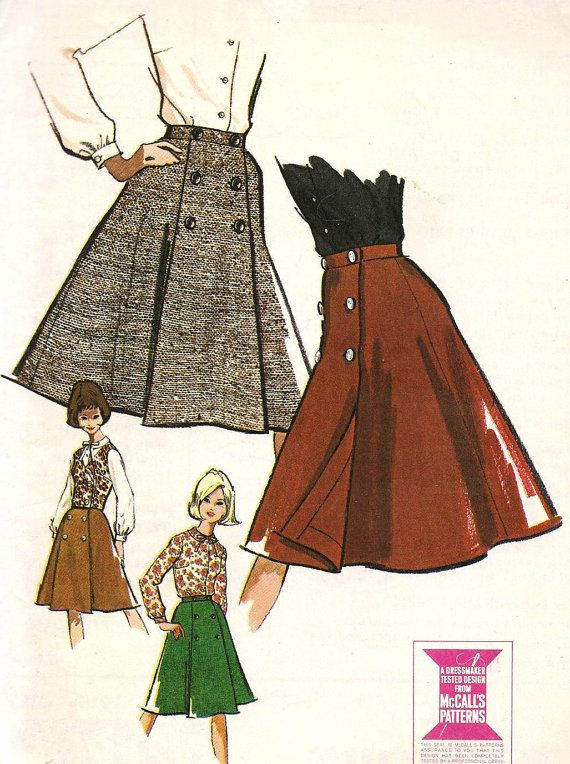 1960s Misses Office Fashion Separates