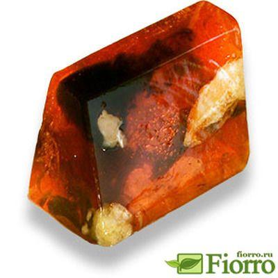 Янтарь Аромат Кедр Мыльный камень Янтарь. Дизайнерское мыло ручной работы. Яркое, красочное, оригинальный подарок