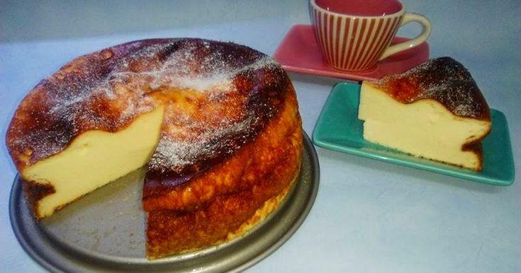 Hice esta tarta para el día se San José y que riquisima me quedo. Normalmente se le echa un yogurt de limón, pero como a mi marido no le g...