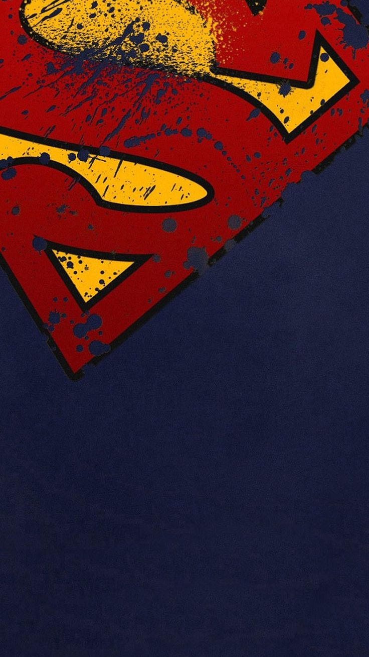 Hd wallpaper superhero - Superman Iphone Hd Wallpaper