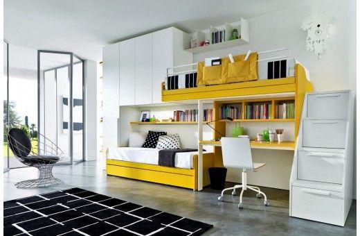 Casa Di Patsi - Έπιπλα και Ιδέες Διακόσμησης - Home Design ΜULTISPAZIO 2 - Παιδικο δωμάτιο - ΕΠΙΠΛΑ