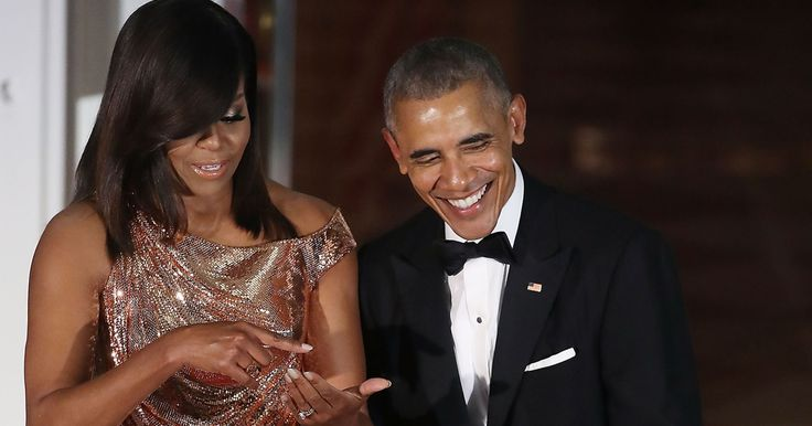 Michelle Obama: State Dinner fashionista through the years