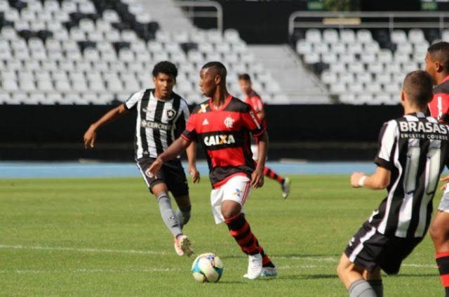 Sub-17 perde jogo de ida para o Botafogo e decidirá título da Taça Guanabara na Gávea