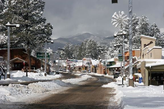 Ruidoso New Mexico. I'd love to create some fun memories with Dennis and the kids