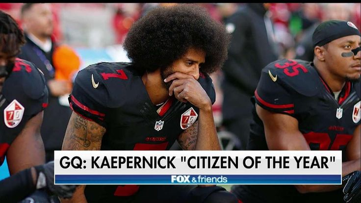 FOX NEWS: Britt McHenry ex-ESPN reporter blasts GQ for naming Colin Kaepernick 'Citizen of the Year'