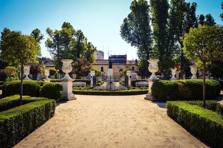 Jardin de Isabel II (Aranjuez - Spain)