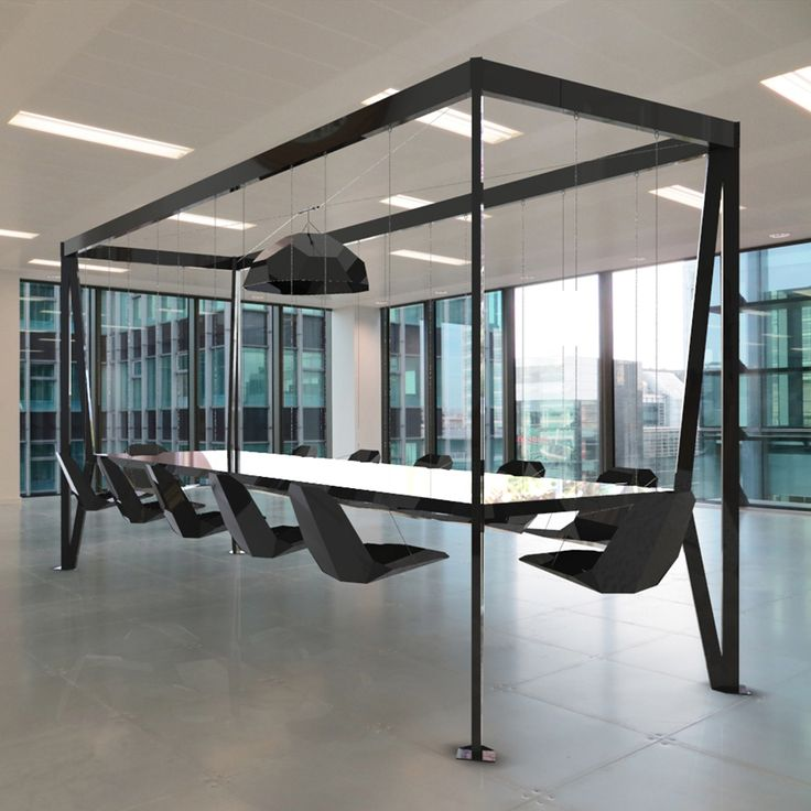 The Swing Dining Table (12 Seater) By Duffy London | The House Of Things