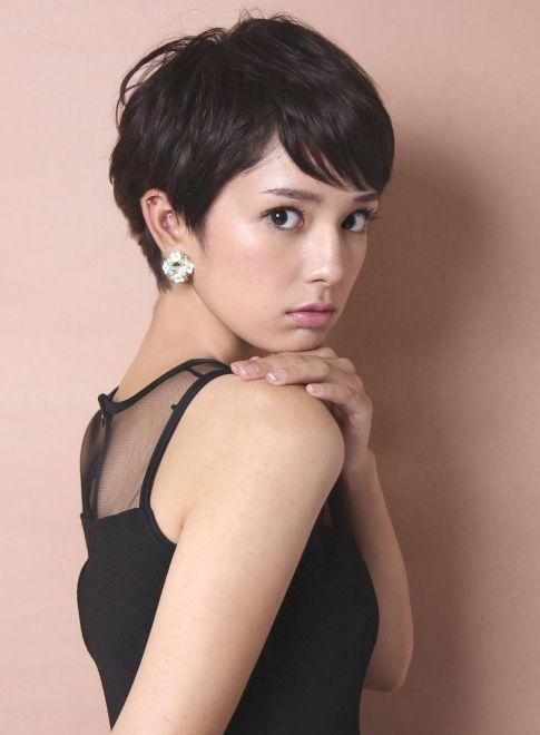 大人のシンプルフレンチショート 【CIRCUS by BEAUTRIUM】 http://beautynavi.woman.excite.co.jp/salon/20978?pint ≪ #shorthair #shortstyle #shorthairstyle #hairstyle・ショート・ヘアスタイル・髪形・髪型≫