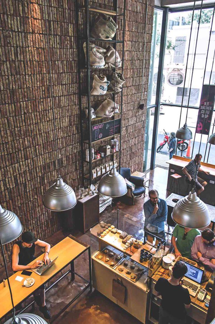 LAB. Tostadores de Cafe in Palermo, Buenos Aires, Argentina | heneedsfood.com