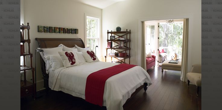 Cottage Style Bedrooms Pictures: 20 Best Low-country Cottage Images On Pinterest