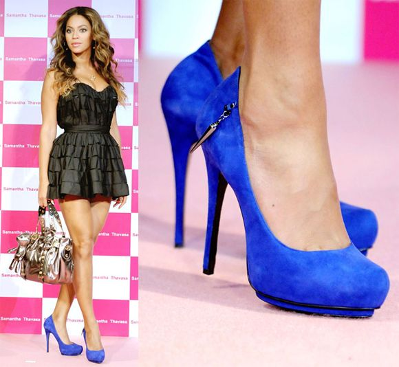 1000+ images about Amazing Shoes Worn by Famous ...
