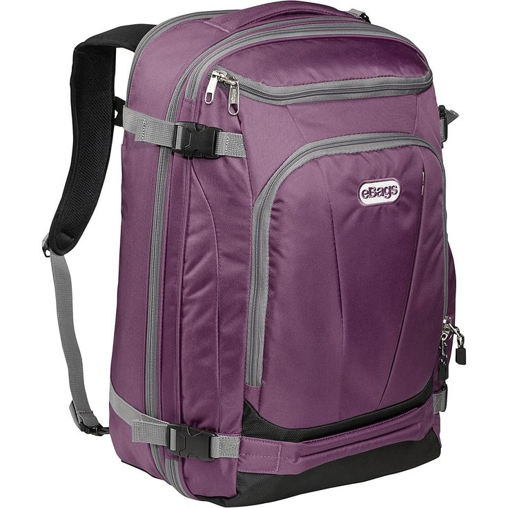 Buy the eBags Mother Lode TLS Weekender Convertible from the source - eBags.com…