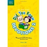 The One Year Did You Know Devotions 2 (One Year Book) (Paperback)  http://www.a-babies.info