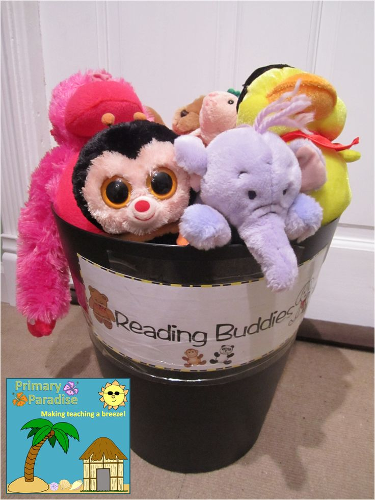 Blog post-You students will LOVE reading to their reading buddies!