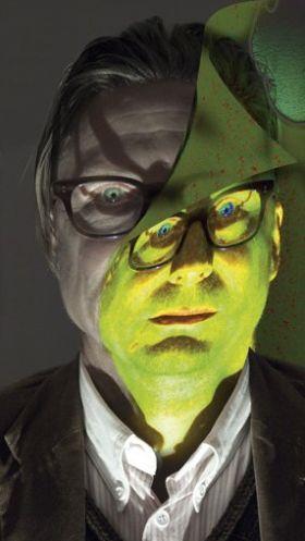 Lucas Samaras - nightmare inducing portrait