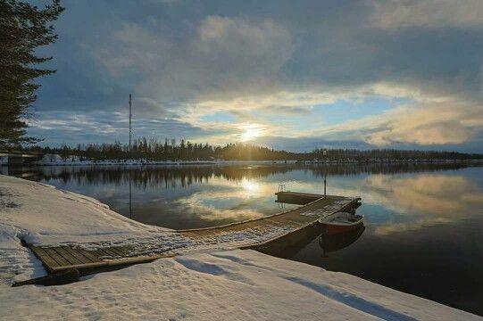 Oulujoki Finland