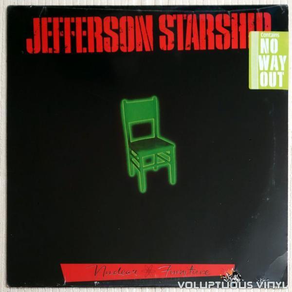 Blues rock album from classic rock band Jefferson Starship