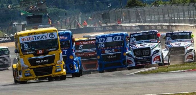 XXVIII GP Truck RACE of Spain