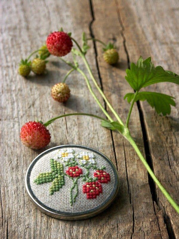 Bela Stitches: Cross-stitch / cross stitch