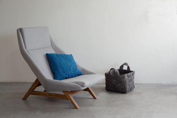 MITO armchair - designed by Grzegorz Korzeń . www.melyo.pl