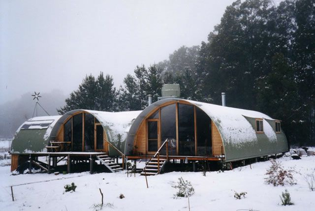 quonset hut by RAL homes