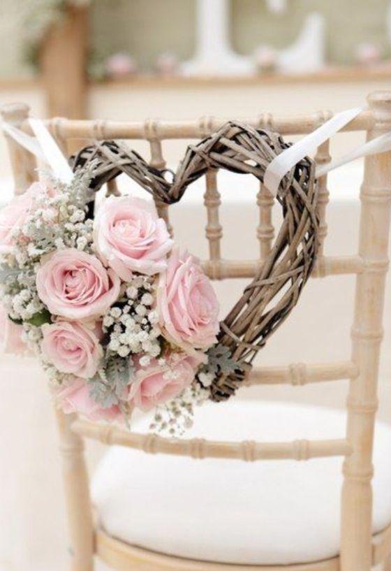Rustic Wedding Garland, Shabby Chic Decor, Vintage Lace Wedding Decor via Etsy