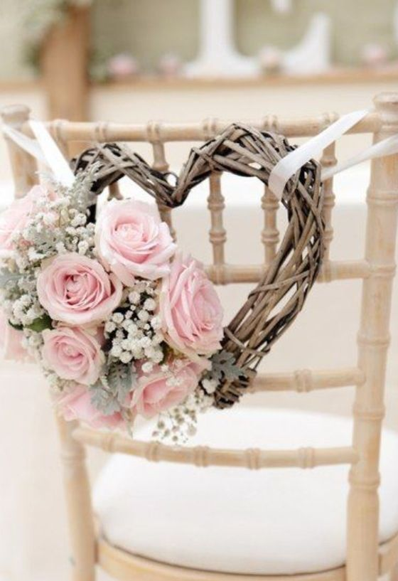 Rustic wedding garland shabby chic decor vintage lace for Shabby chic garland lights