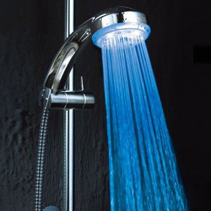 Check out this Colour Changing Shower