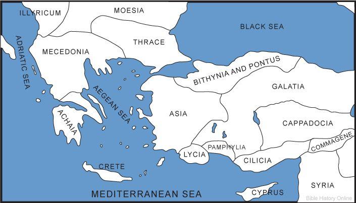 Ancient Asia Minor