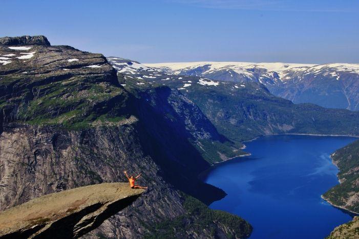 Vandringstips i Norge och Sverige!