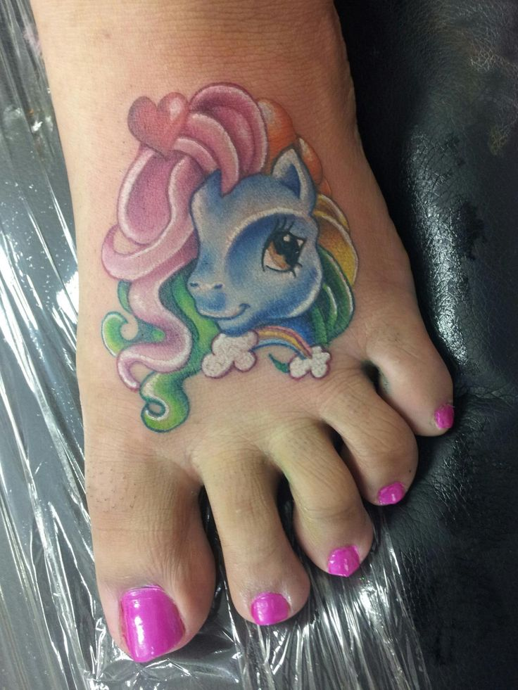 281 best 80s toy tattoos images on pinterest for My little pony tattoo