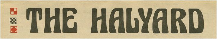 The Halyard: Campus newspaper published every other week for members of the University of North Florida community. 1974-1975; issues available at UNF Library's Digital Commons!