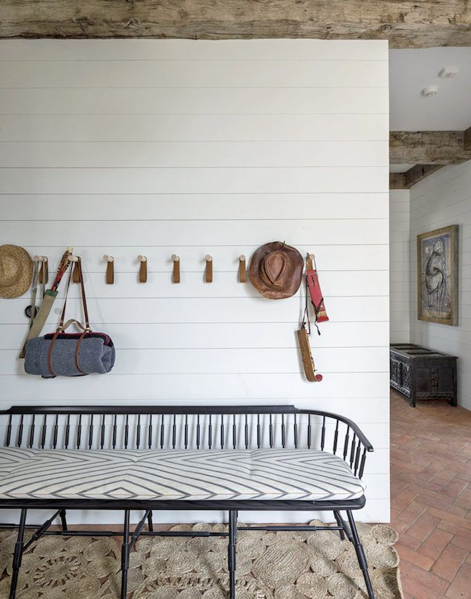 An Eclectic Farmhouse With A Beautiful Blend Of Old World Rustic, Modern  Furniture, And One Of A Kind Accessories That Make It Truly An Original.
