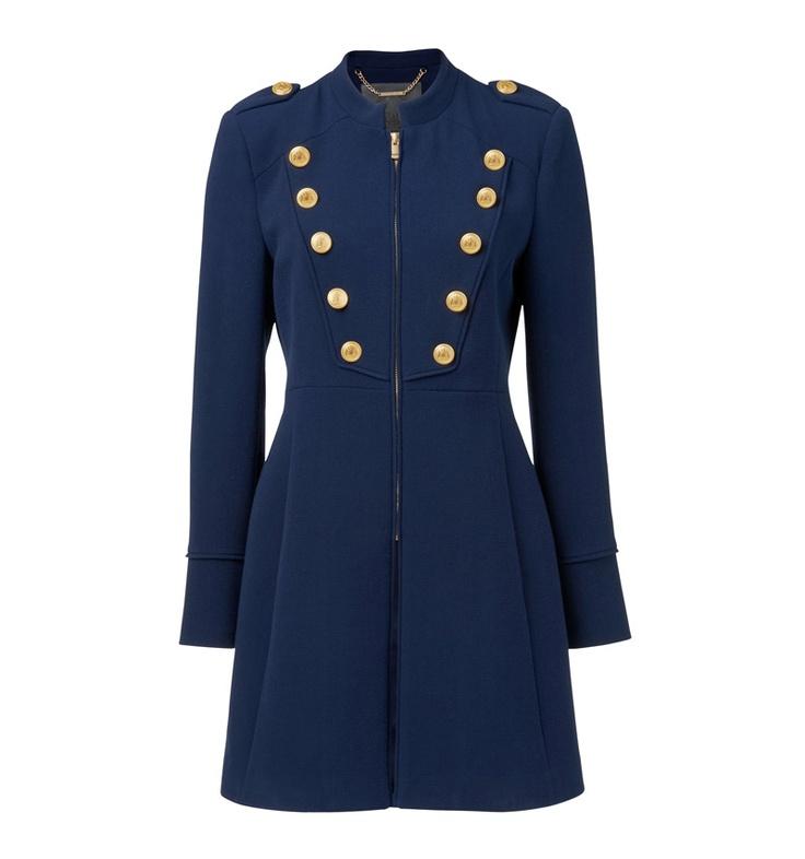 Larissa military coat - Forever New