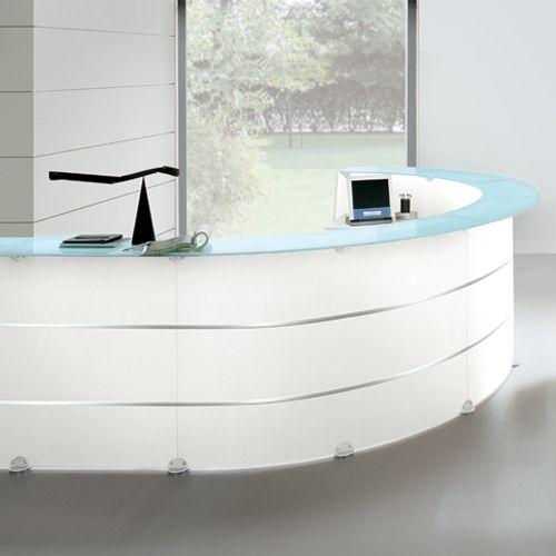 Modern Office Reception Interior Design: 1000+ Ideas About Modern Reception Desk On Pinterest