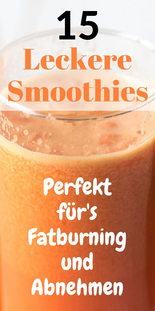 15 healthy smoothies – Small recipe collection – Life hero
