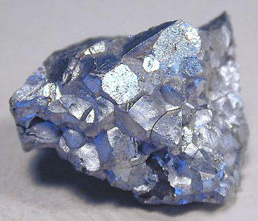 Cobalt rock