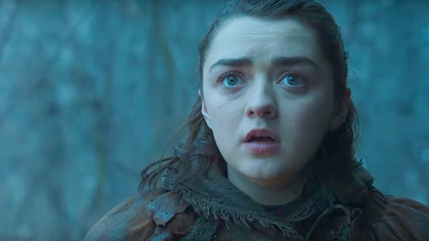 'Game Of Thrones': New Episode 2 Preview Teases Big Reunion For Arya — Watch https://tmbw.news/game-of-thrones-new-episode-2-preview-teases-big-reunion-for-arya-watch  Is that you, Nymeria? The preview of the July 23 episode of 'Game of Thrones' teases the long-awaited reunion of Arya Stark and her beloved direwolf, Nymeria. Watch now and freak out!From the looks of the episode 2 preview, it appears Arya will cross paths with her long-lost direwolf, Nymeria, for the first time since season…